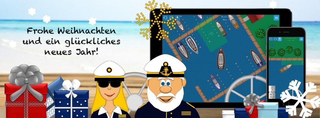 Hafenkipper wünscht ein frohes Fest!